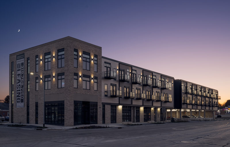 downtown cedar falls apartments